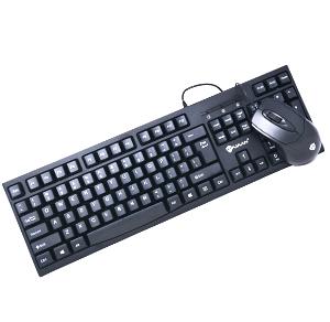 HC120- Keyboard & Mouse Combo - Product Thumbnail