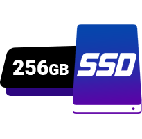 HS256E- 256 GB SSD - Product Thumbnail