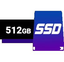 HS512E- 512 GB SSD - Product Thumbnail